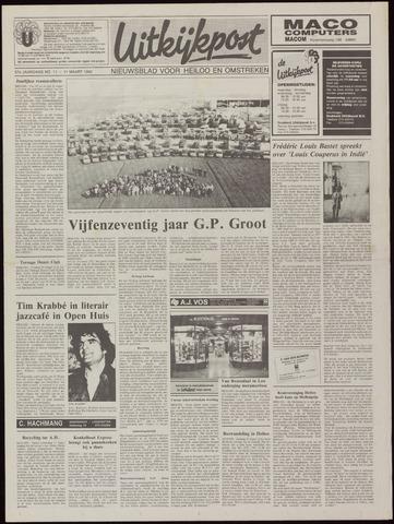 Uitkijkpost : nieuwsblad voor Heiloo e.o. 1992-03-11
