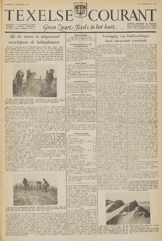 Texelsche Courant 1955-02-02
