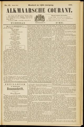 Alkmaarsche Courant 1903-05-27
