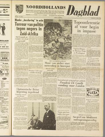 Noordhollands Dagblad : dagblad voor Alkmaar en omgeving 1960-04-05