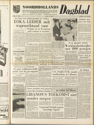 Noordhollands Dagblad : dagblad voor Alkmaar en omgeving 1958-08-05