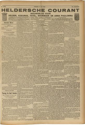 Heldersche Courant 1923-07-17