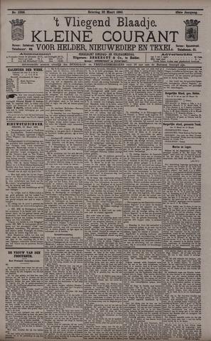 Vliegend blaadje : nieuws- en advertentiebode voor Den Helder 1895-03-23