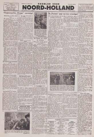 Dagblad Noord-Holland, Schager editie 1943-04-27