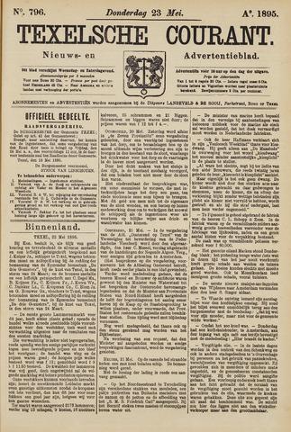 Texelsche Courant 1895-05-23