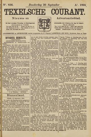 Texelsche Courant 1895-09-26