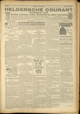 Heldersche Courant 1927-06-28