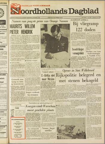 Noordhollands Dagblad : dagblad voor Alkmaar en omgeving 1968-04-22