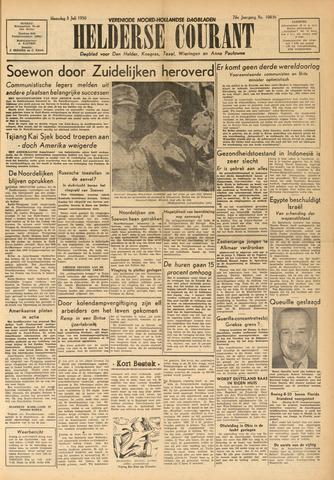 Heldersche Courant 1950-07-03