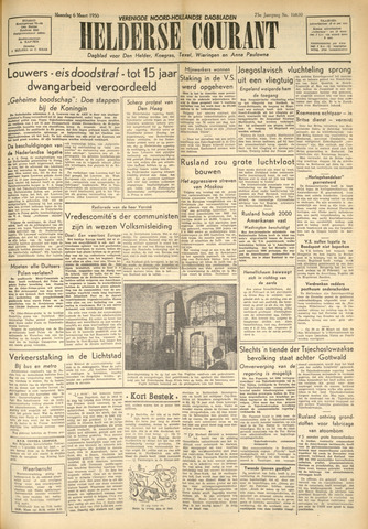 Heldersche Courant 1950-03-06