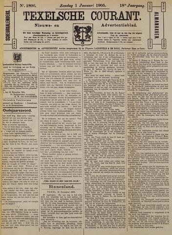 Texelsche Courant 1905
