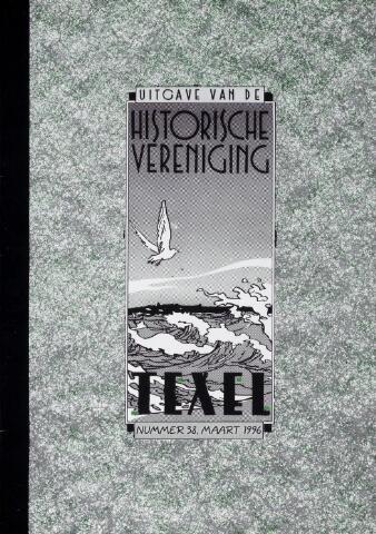 Uitgave Historische Vereniging Texel 1996-03-01