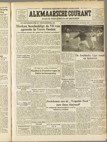 Alkmaarsche Courant 1955-01-31