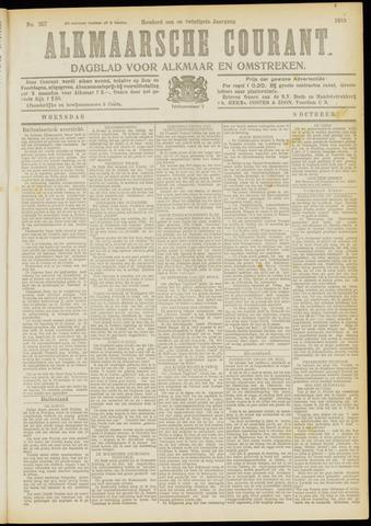 Alkmaarsche Courant 1919-10-08