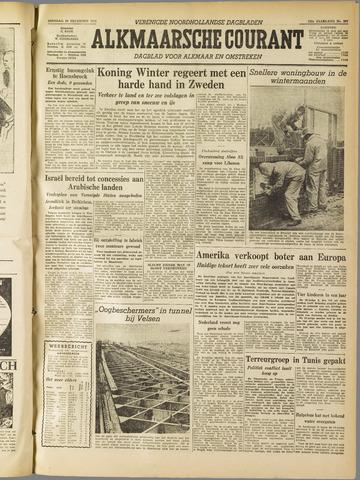 Alkmaarsche Courant 1955-12-20