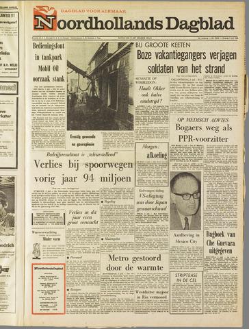 Noordhollands Dagblad : dagblad voor Alkmaar en omgeving 1968-07-02