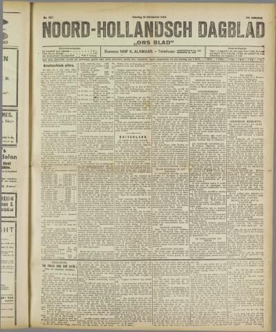 Ons Blad : katholiek nieuwsblad voor N-H 1922-11-14