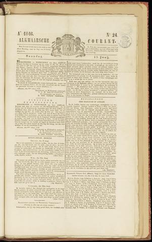 Alkmaarsche Courant 1846-06-15