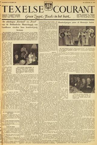 Texelsche Courant 1952-10-22