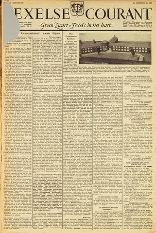 Texelsche Courant 1952
