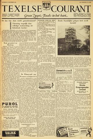 Texelsche Courant 1952-11-15