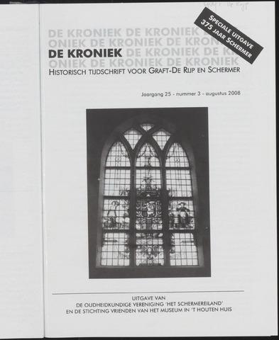 De Kroniek : Graft-de Rijp en Schermer 2008-08-01