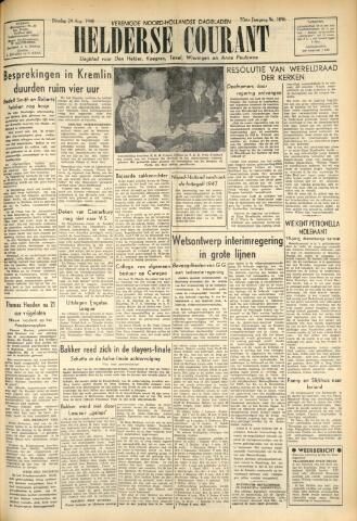 Heldersche Courant 1948-08-24