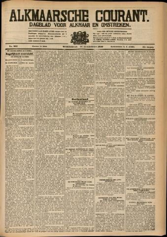 Alkmaarsche Courant 1930-08-27