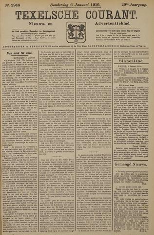 Texelsche Courant 1916-01-06