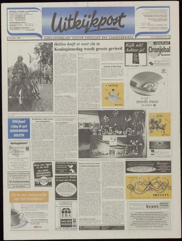 Uitkijkpost : nieuwsblad voor Heiloo e.o. 1999-04-28