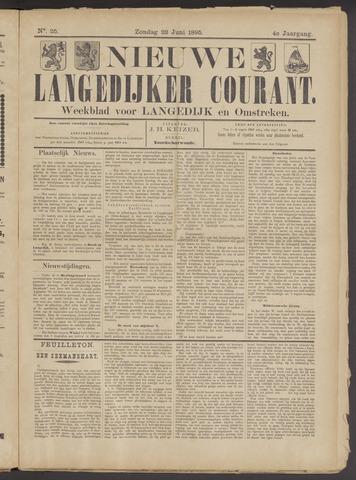 Nieuwe Langedijker Courant 1895-06-23