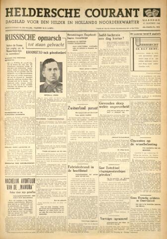 Heldersche Courant 1940-01-29