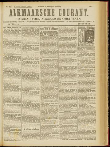 Alkmaarsche Courant 1918-10-26