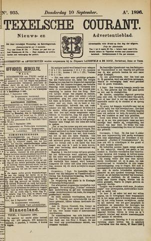 Texelsche Courant 1896-09-10