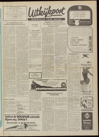 Uitkijkpost : nieuwsblad voor Heiloo e.o. 1981-07-08
