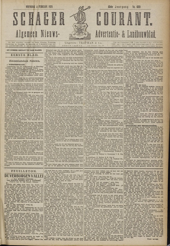 Schager Courant 1920-02-04
