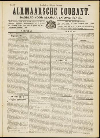 Alkmaarsche Courant 1913-03-19