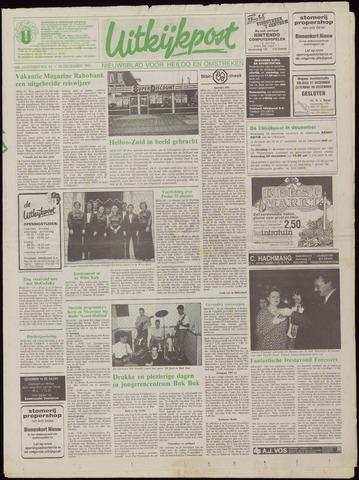 Uitkijkpost : nieuwsblad voor Heiloo e.o. 1991-12-18