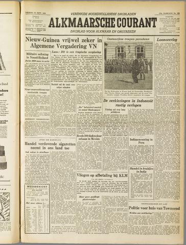 Alkmaarsche Courant 1955-09-30