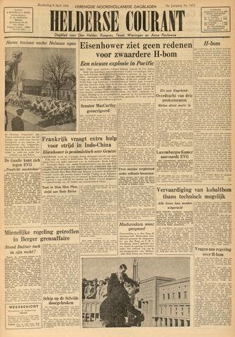 Heldersche Courant 1954-04-08