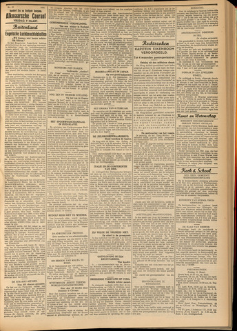 Alkmaarsche Courant 1934-03-10