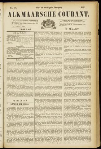 Alkmaarsche Courant 1882-03-10