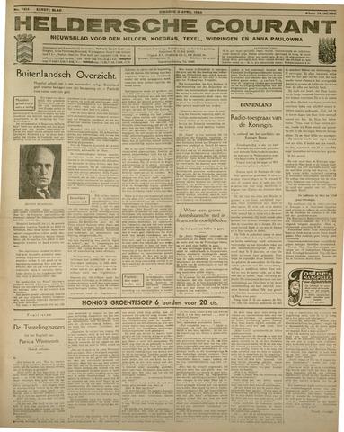 Heldersche Courant 1934-04-03