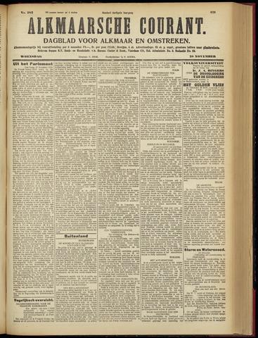 Alkmaarsche Courant 1928-11-28