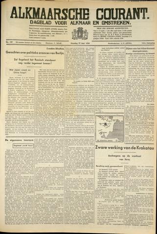 Alkmaarsche Courant 1939-06-27