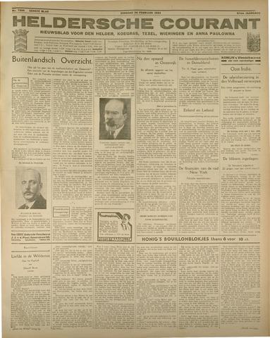 Heldersche Courant 1934-02-20