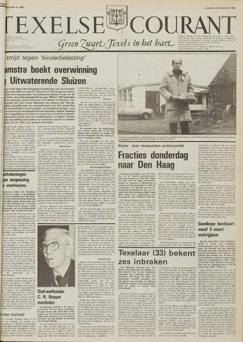 Texelsche Courant 1984-02-28