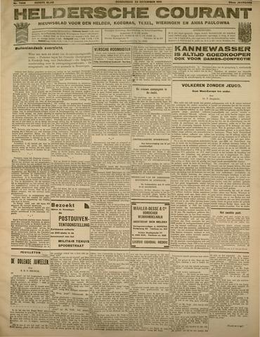 Heldersche Courant 1931-12-24