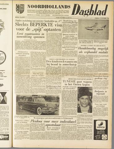 Noordhollands Dagblad : dagblad voor Alkmaar en omgeving 1958-11-14