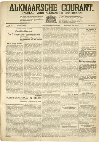 Alkmaarsche Courant 1933-12-19